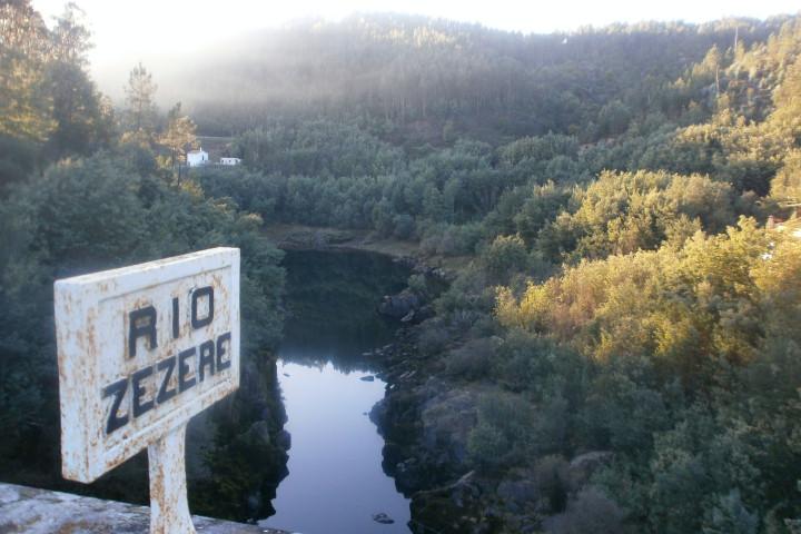 Rio Zêzere (Bouçã)
